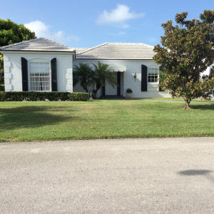 1080  Grand Bahama  Lane West Palm Beach FL 33404 House for sale