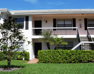 24 E Stratford Drive Boynton Beach FL 33436 House for sale
