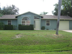 1761 SW Angelo  Street Port Saint Lucie FL 34953 House for sale