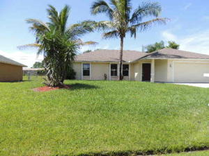 1073 SW Janar Port Saint Lucie FL 34953 House for sale