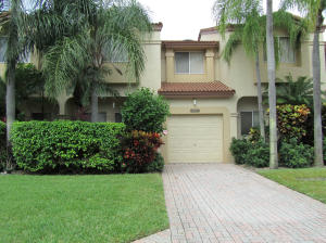 6811  Via Regina Boca Raton FL 33433 House for sale