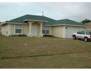 457 SW Lacroix Avenue Port Saint Lucie FL 34953 House for sale