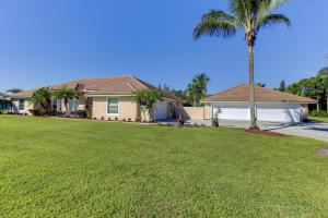 5571  Lago Del Sol  Drive Lake Worth FL 33449 House for sale