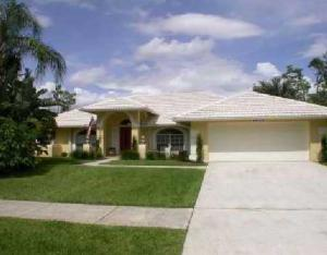 14609  Horseshoe  Trace Wellington FL 33414 House for sale