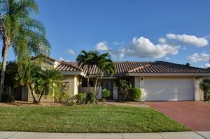 11520 Island Lakes Lane Boca Raton FL 33498 House for sale