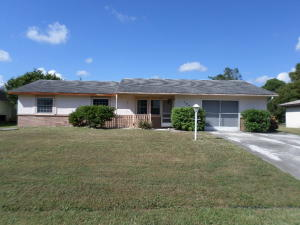 169 SE Crosspoint  Drive Port Saint Lucie FL 34983 House for sale