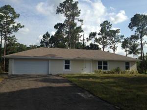 15859  68th N Court Loxahatchee FL 33470 House for sale