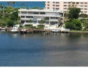 501 S Ocean  Boulevard Boca Raton FL 33432 House for sale