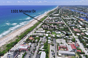 1101  Miramar  Drive Delray Beach FL 33483 House for sale