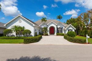 11208  Isle Brook  Court Wellington FL 33414 House for sale