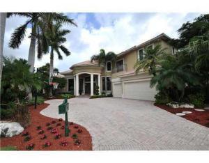 5824  Windsor  Court Boca Raton FL 33496 House for sale