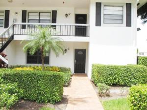 14  Stratford  Drive Boynton Beach FL 33436 House for sale