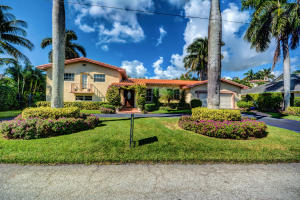 1014  Seagate  Drive Delray Beach FL 33483 House for sale