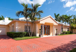 261  El Dorado  Lane Palm Beach FL 33480 House for sale