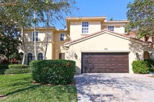 936 Mill Creek Drive Palm Beach Gardens FL 33410 House for sale