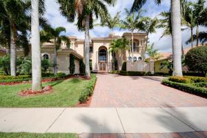 605  Hermitage  Circle Palm Beach Gardens FL 33410 House for sale