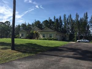 14118 78th Place N. N Loxahatchee FL 33470 House for sale