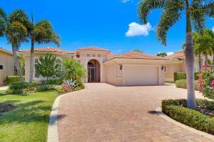 738 Cote Azur Drive Palm Beach Gardens FL 33410 House for sale