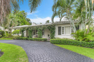 266  Orange Grove  Road Palm Beach FL 33480 House for sale