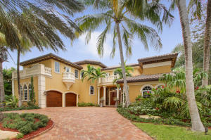 769 Harbour Isles Place North Palm Beach FL 33410 House for sale