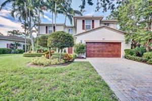 923 Mill Creek Drive Palm Beach Gardens FL 33410 House for sale