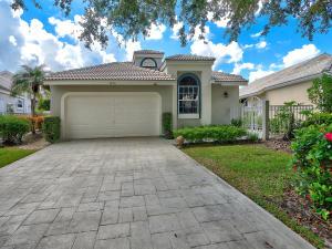 6896 Briarlake Circle Palm Beach Gardens FL 33418 House for sale