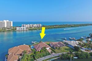19618 Harbor S Road Jupiter FL 33469 House for sale