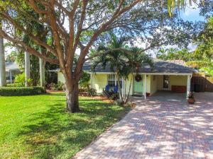 1600  Treemont  Avenue Jupiter FL 33469 House for sale