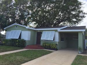 1214  2nd  Street Lake Park FL 33403 House for sale