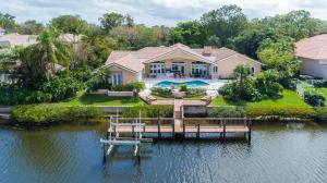 2811 Calais Drive Palm Beach Gardens FL 33410 House for sale
