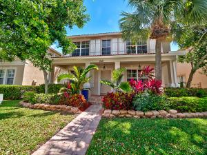 8161 Bautista Way Palm Beach Gardens FL 33418 House for sale