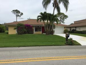 13504 Crosspointe Drive Palm Beach Gardens FL 33418 House for sale