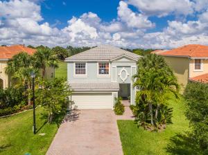 2735 Pienza Circle Royal Palm Beach FL 33411 House for sale