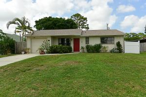 6065 Felter Street Jupiter FL 33458 House for sale