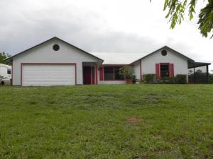 3841 Dellwood Road Loxahatchee FL 33470 House for sale