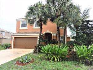 125 Saratoga W Boulevard Royal Palm Beach FL 33411 House for sale
