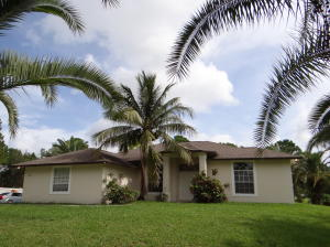 14703 74th Street North Loxahatchee FL 33470 House for sale
