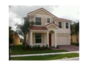 8718 Tally Ho Lane Royal Palm Beach FL 33411 House for sale