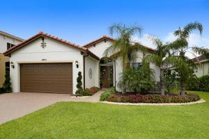 2891 Bellarosa Circle Royal Palm Beach FL 33411 House for sale