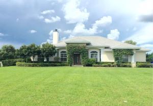 2920 Appaloosa Trail Wellington FL 33414 House for sale