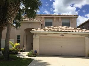 1405 Briar Oak Drive Royal Palm Beach FL 33411 House for sale