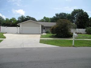 693 Pawnee Street Jupiter FL 33458 House for sale