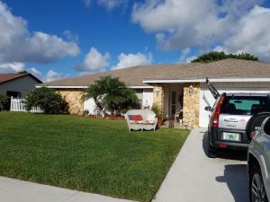 292 Las Palmas Street Royal Palm Beach FL 33411 House for sale