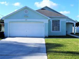 6345 Lauderdale Street Jupiter FL 33458 House for sale