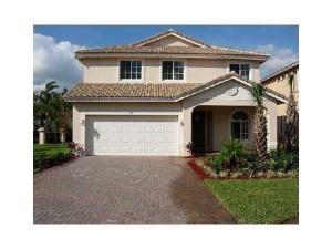 176 Bellezza Terrace Royal Palm Beach FL 33411 House for sale
