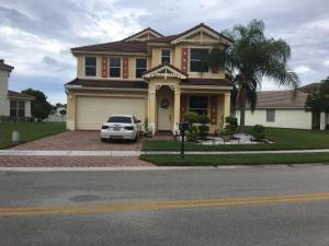 372 Belle Grove Lane Royal Palm Beach FL 33411 House for sale