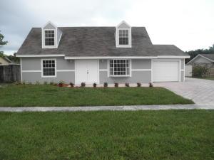 122 Galiano Street Royal Palm Beach FL 33411 House for sale