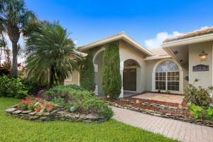 125 Fernwood Crescent Royal Palm Beach FL 33411 House for sale