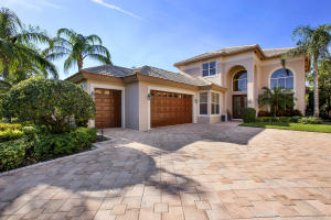 3659 Toulouse Drive Palm Beach Gardens FL 33410 House for sale