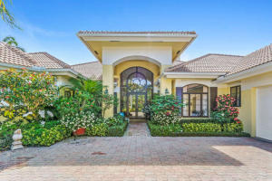 13767 Le Bateau Lane Palm Beach Gardens FL 33410 House for sale